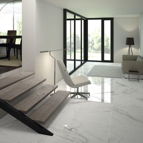Inalco touche marmol azulejo pavimento porcelanico floor - Pavimentos de marmol ...