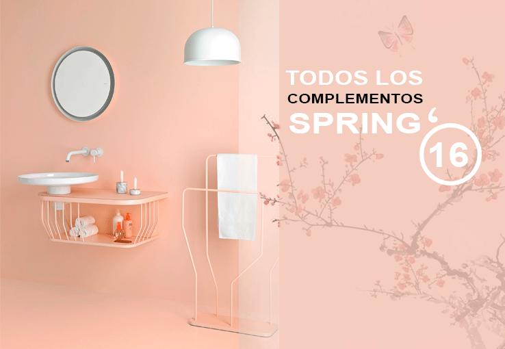 Complementos Baños | Color Primavera Verano Para Tu Bano Terra Ceramica