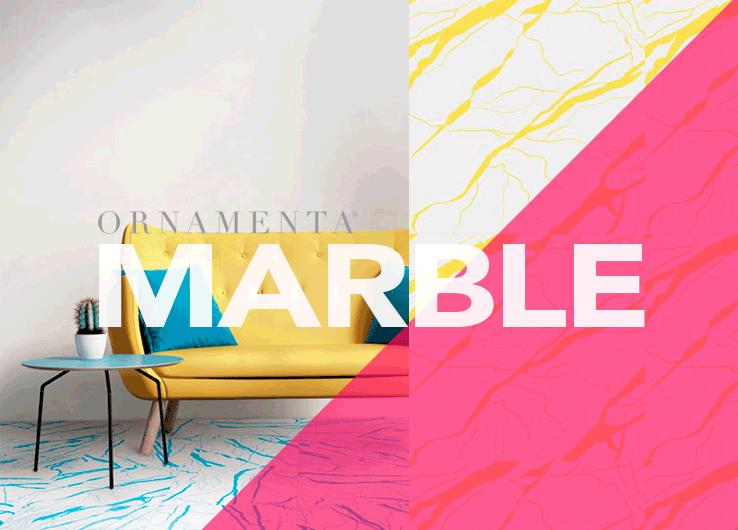 Marble de ornamenta rompe los esquemas del m rmol for Marmol translucido de colores vivos