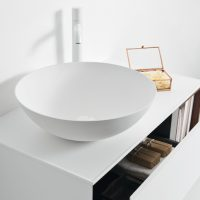 falper lavabos ciotola terraceramica