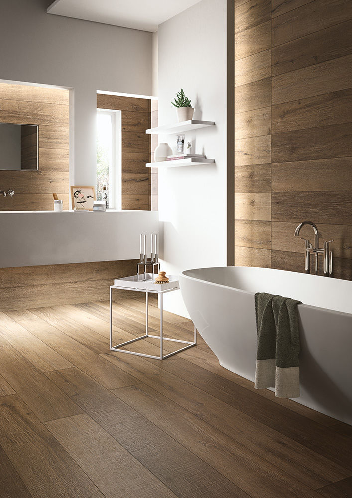 Como Decorar El Baño Con Azulejos De Diseño Tendencias Y