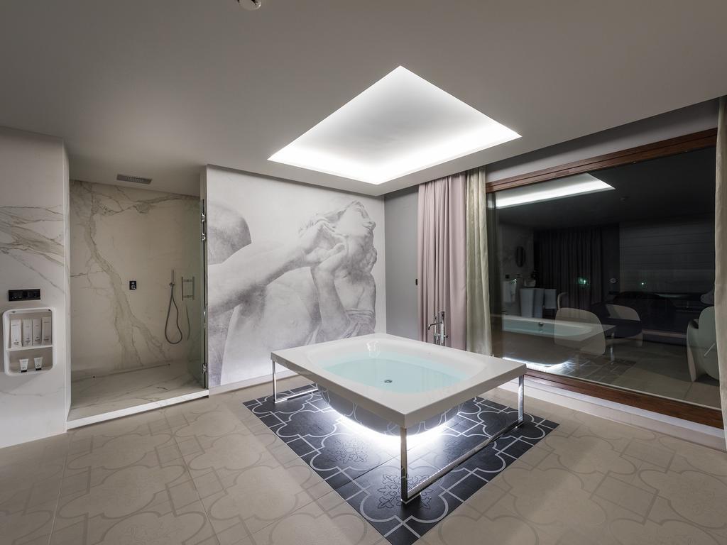 Un Hotel Spa con diseño y materiales de Terra Cerámica