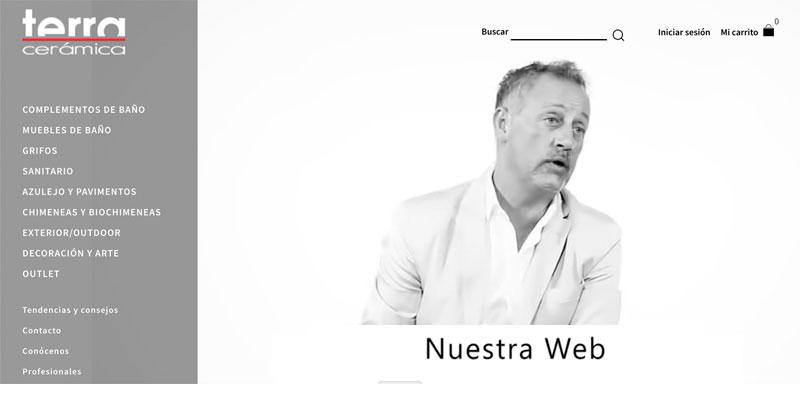 Visita la nueva tienda online de Terra Cerámica e inspira tus proyectos