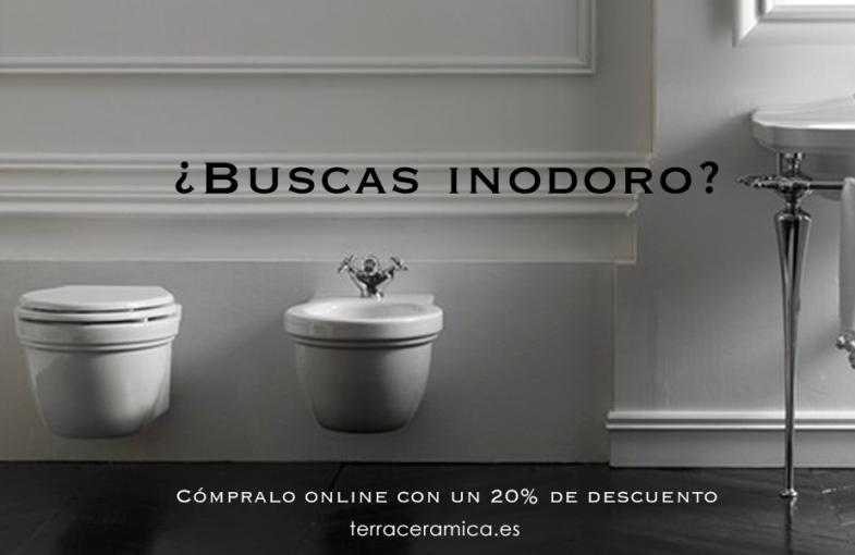 Dónde comprar online inodoros con diseño.