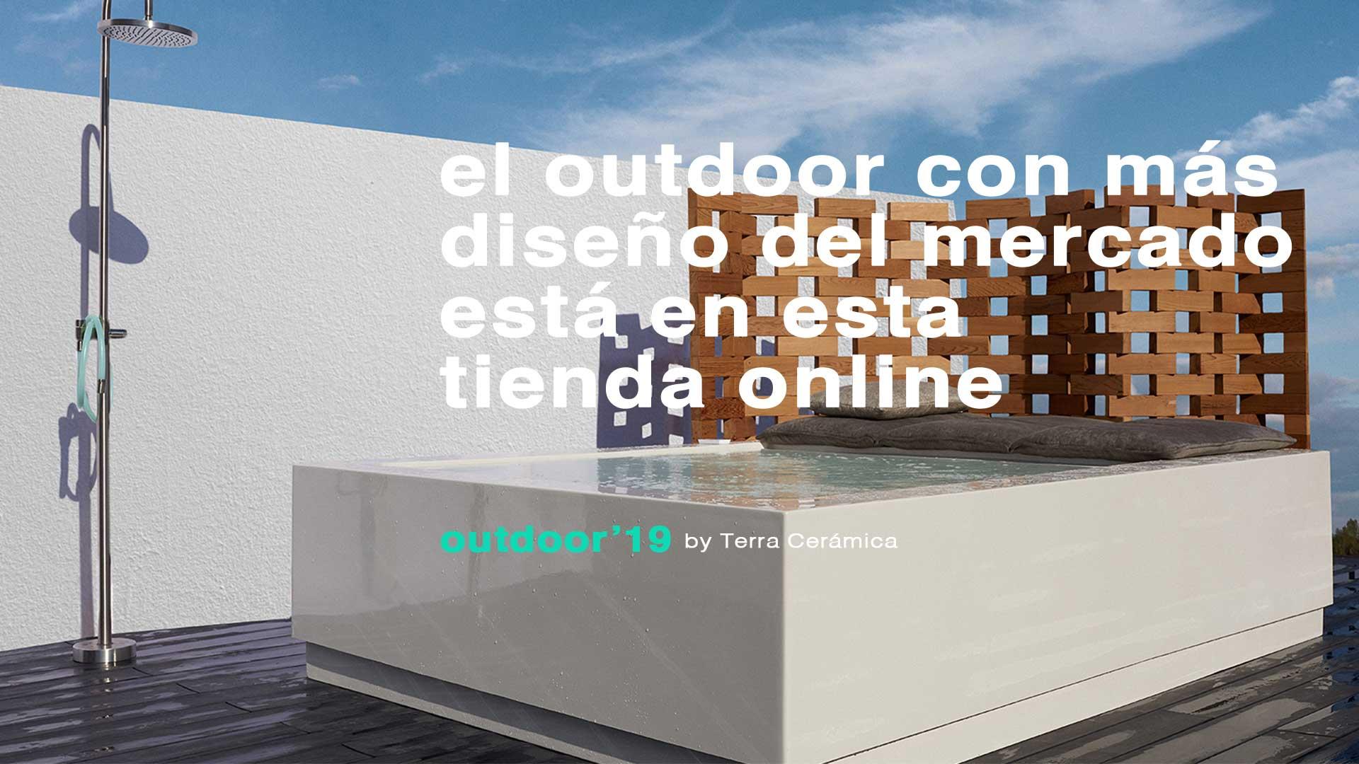 Compra online el outdoor con más diseño del mercado