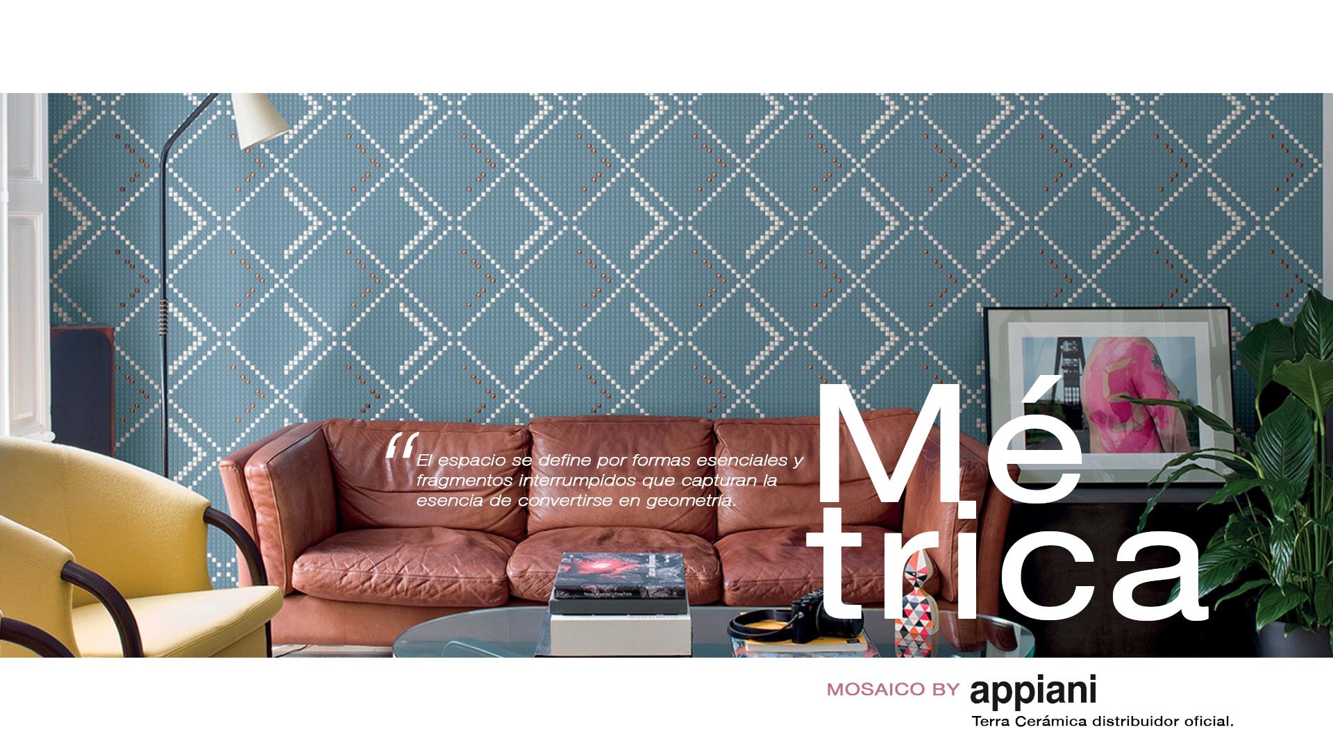 Métrica, el mosaico de Appiani de venta online