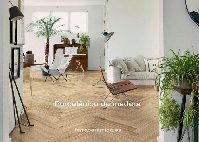 suelo de roble imitacion madera