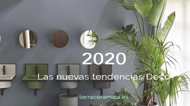 Tendencias decorativas para el 2020