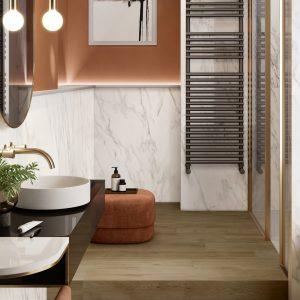5 ideas para baños según cerámica San Agostino