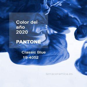 Classic Blue, según Pantone el color de este 2020
