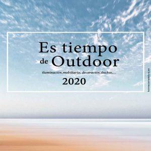 Outdoor 2020, los mejores diseños al aire libre
