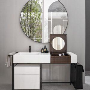 Narciso, el mueble de baño versátil y con mucho diseño