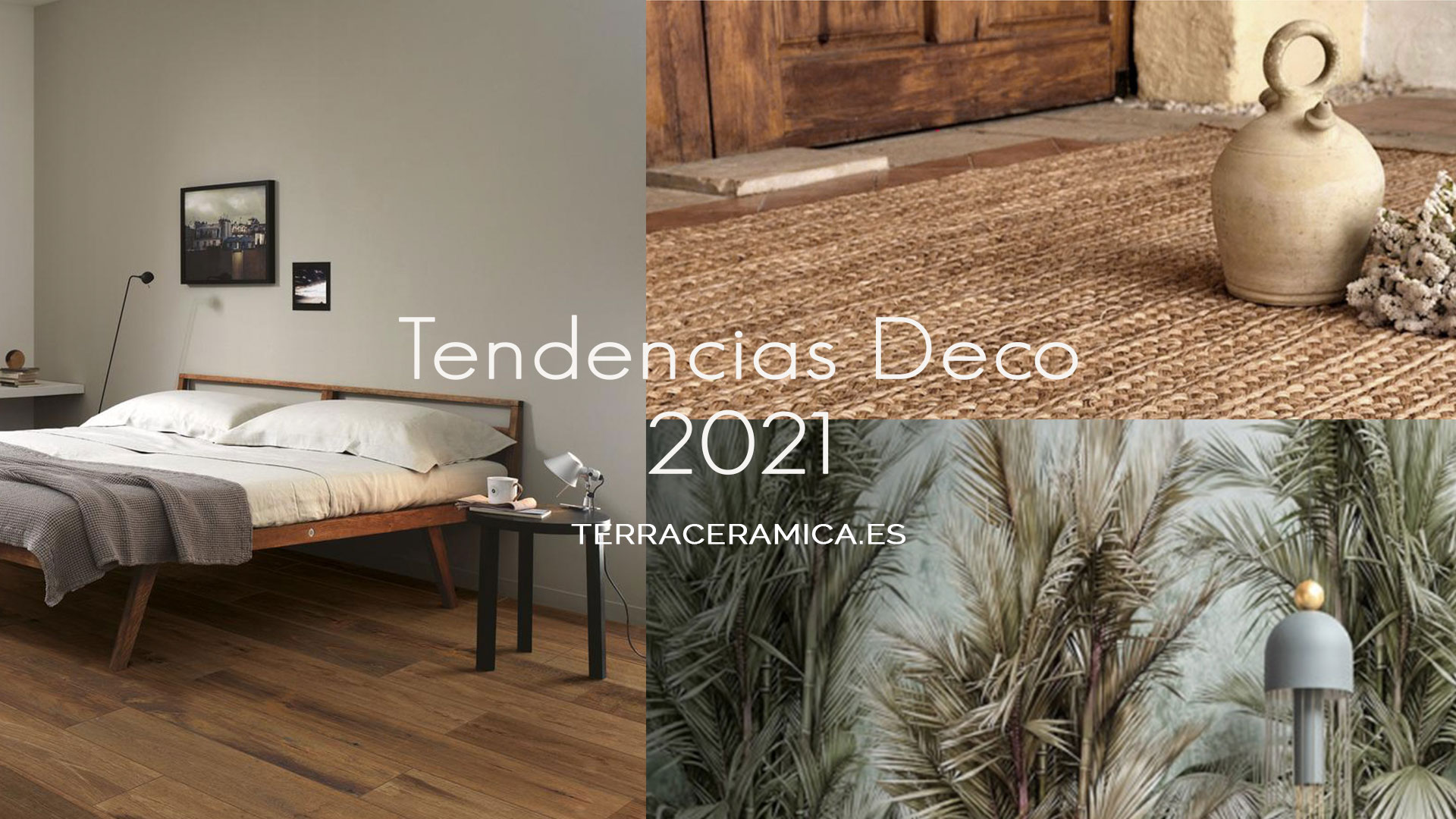 Tendencias decorativas para el 2021 a tan solo un click.