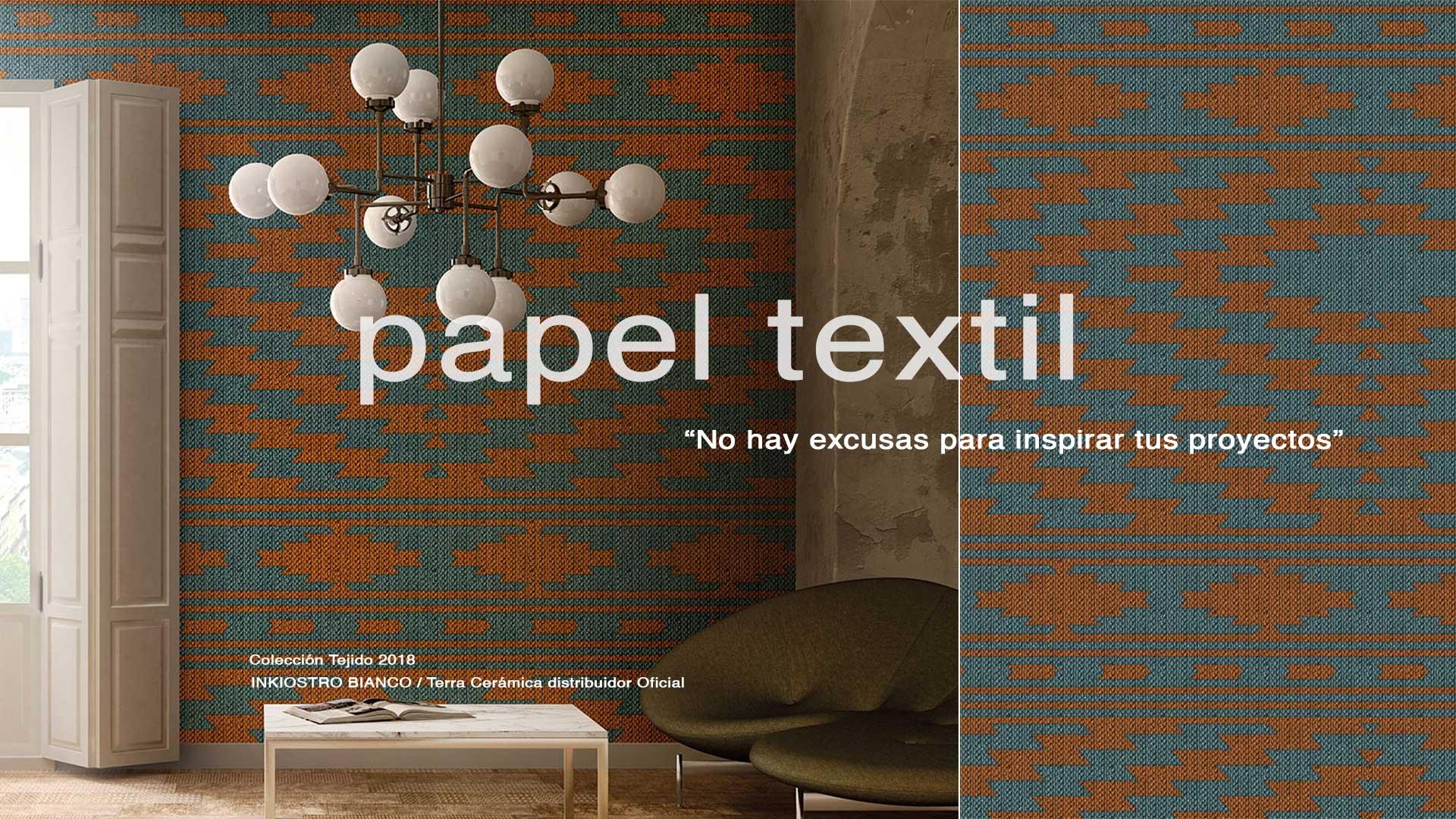 Papel textil para decorar tus proyectos