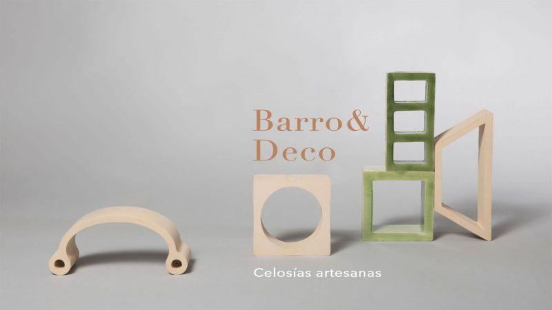 Barro y decoración, el arte de la celosía artesana