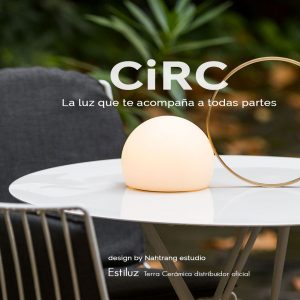Circ, la luz que te acompaña a todas partes.