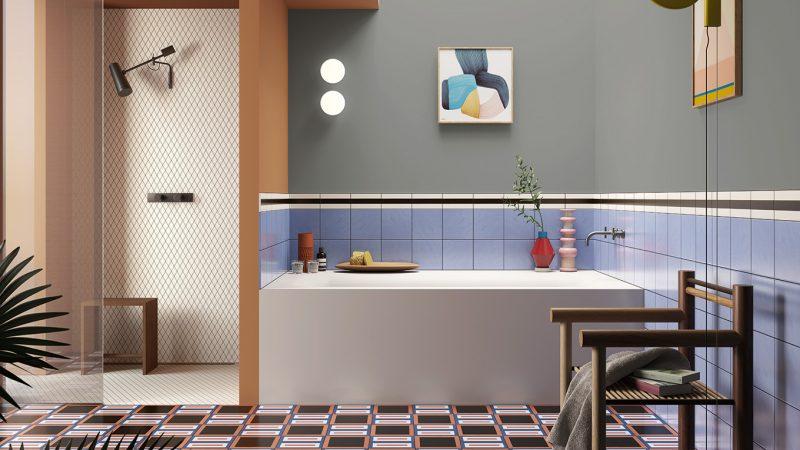2 ambientes Mutina para inspirar tus proyectos